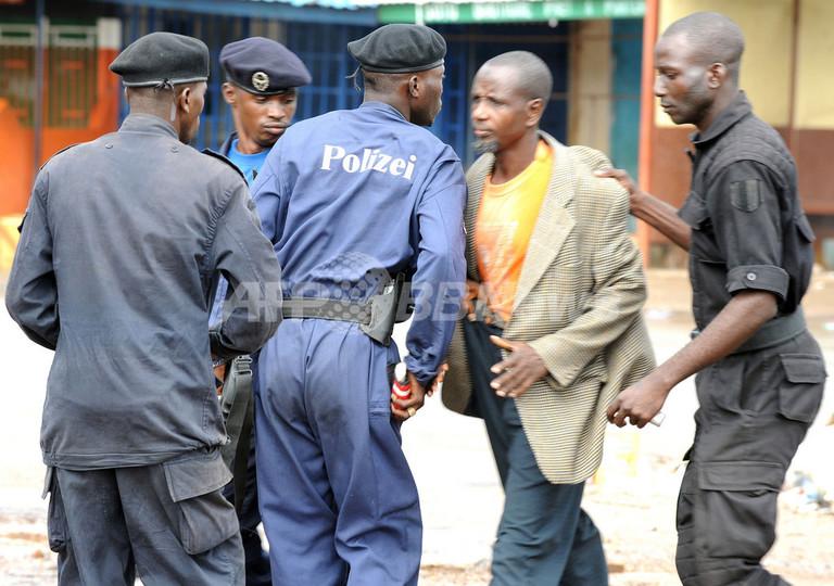 ギニア軍政への抗議デモ鎮圧、死者157人か