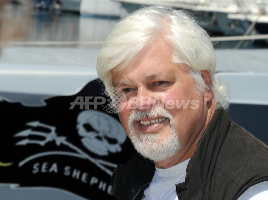 シー・シェパード、無人機で日本捕鯨船団を発見
