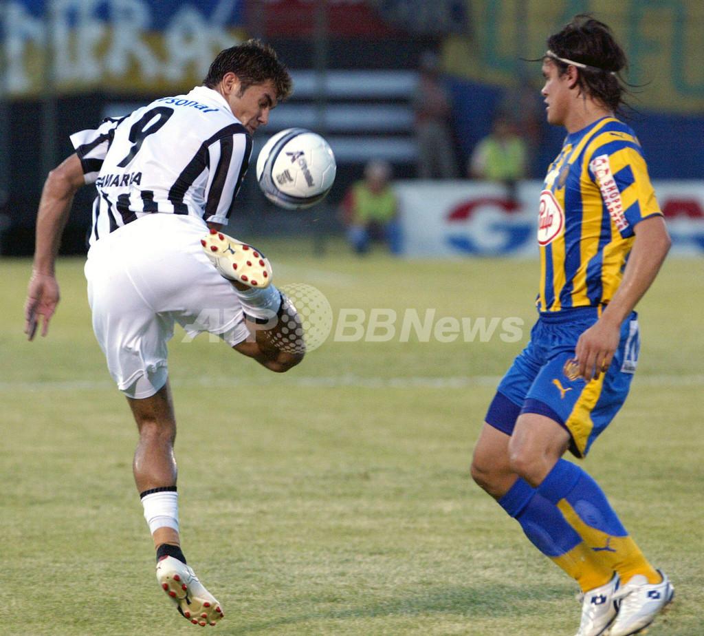 リベルタ パラグアイリーグ年間王者に輝く