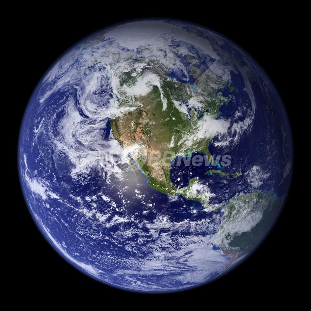 地球の海、彗星が起源かも?重水素比率がカギ