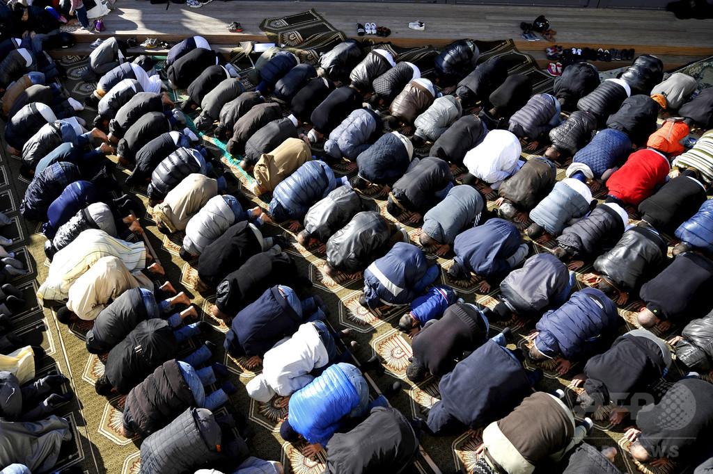 イスラム教徒が急増、2050年にキリスト教徒とほぼ同数に 米調査