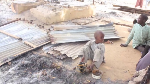 動画:ボコ・ハラムが村襲撃、農民9人殺害、12人拉致 ナイジェリア