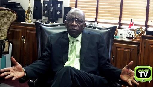 起訴のFIFA元会長、トリニダード・トバゴ政府の陰謀を主張
