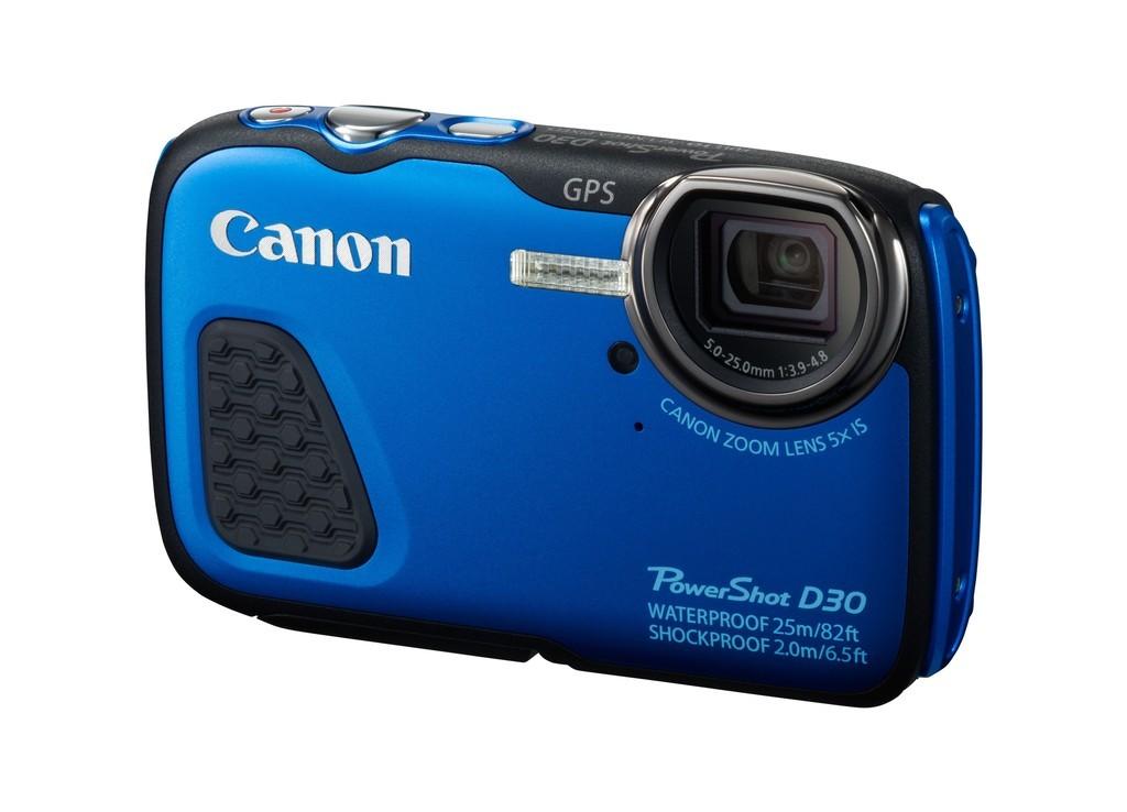 夏到来、アウトドア必携のカメラ5機種