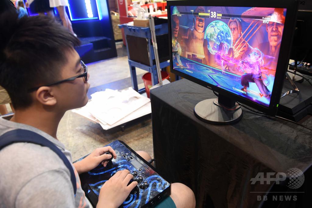 世界で流行、eスポーツって何? 香港では半数が肯定的な見方
