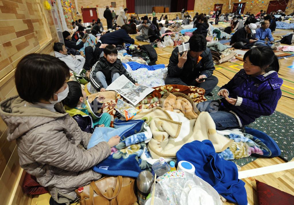 外国人留学生が見た平静保つ被災地