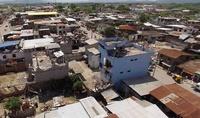 【写真特集】エクアドル地震、空から見た被災地