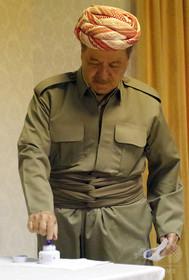 クルド自治政府、独立問う住民投票の結果を「凍結」する意向表明