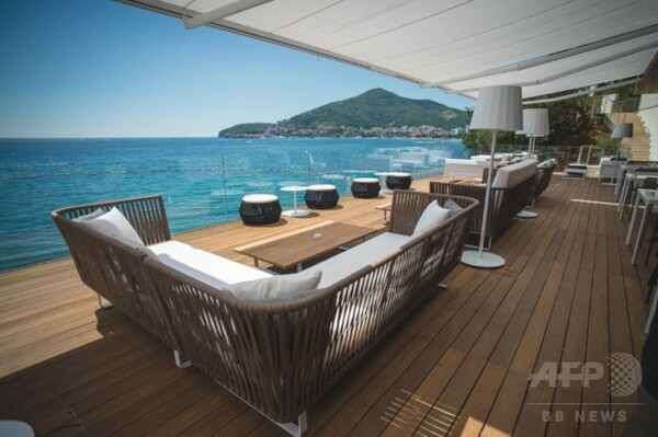 アドリア海を望む隠れ家リゾート、モンテネグロ