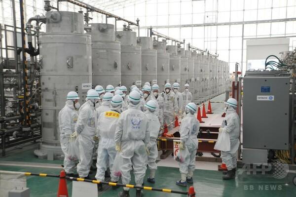 福島第1原発1号機、核燃料は「ほぼ全て溶融」 東電