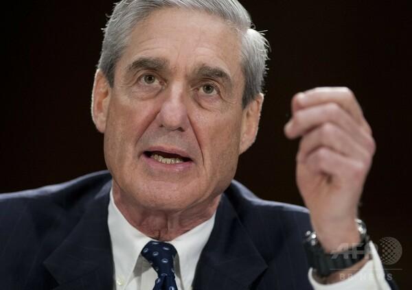 米、選挙介入でロシア人13人起訴 特別検察官が発表