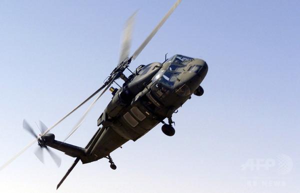 米フロリダ州で軍ヘリが墜落、海兵隊員ら11人不明