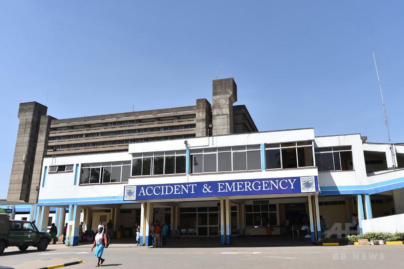 ケニア最大の病院、患者取り違え脳外科手術