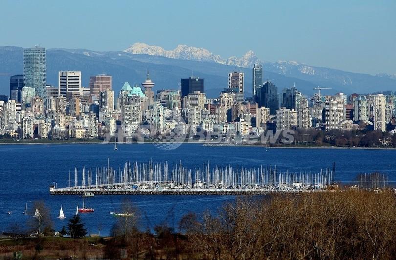 世界で一番住みやすい都市はバンクーバー、日本では大阪 英誌