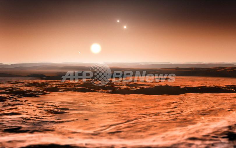 地球近くで3個のスーパーアース発見、全てハビタブルゾーン内