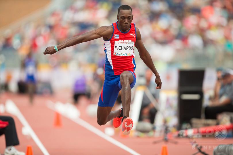 キューバ出身の三段跳び18メートルジャンパー、ポルトガル国籍を取得