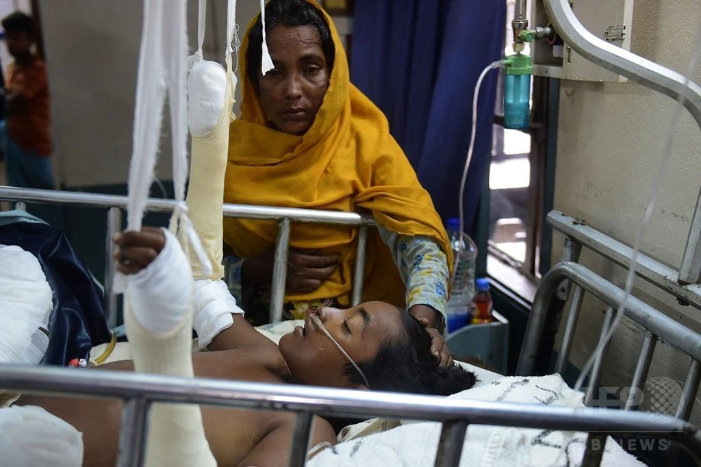 【AFP記者コラム】ロヒンギャ取材で刻まれた傷(パート2)─私の家族も難民だった