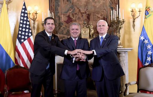 米州諸国、ベネズエラ政権の「人道への罪」宣言をICCに要請