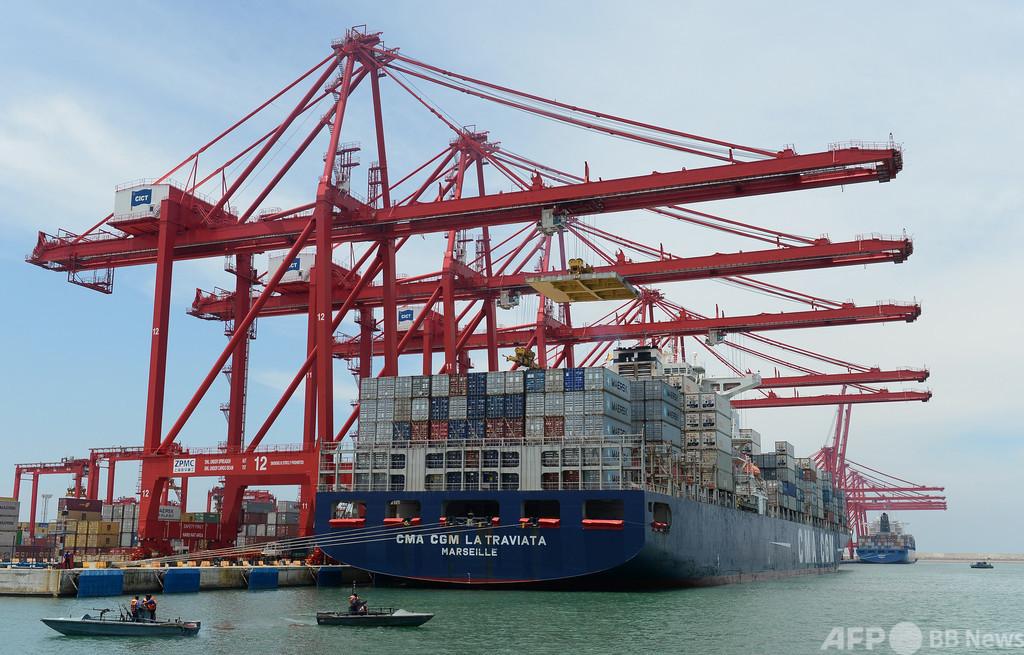 スリランカ、日本・インドとの港湾開発事業を再開