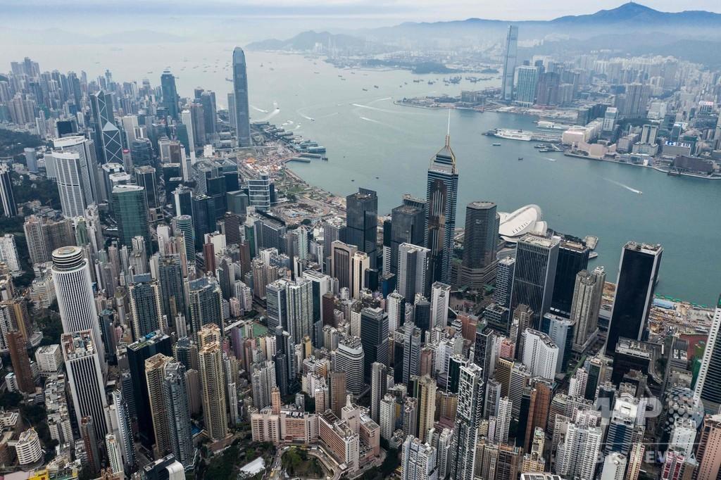 香港、中国に容疑者引き渡し認める条例改正案に懸念高まる 写真1枚 ...