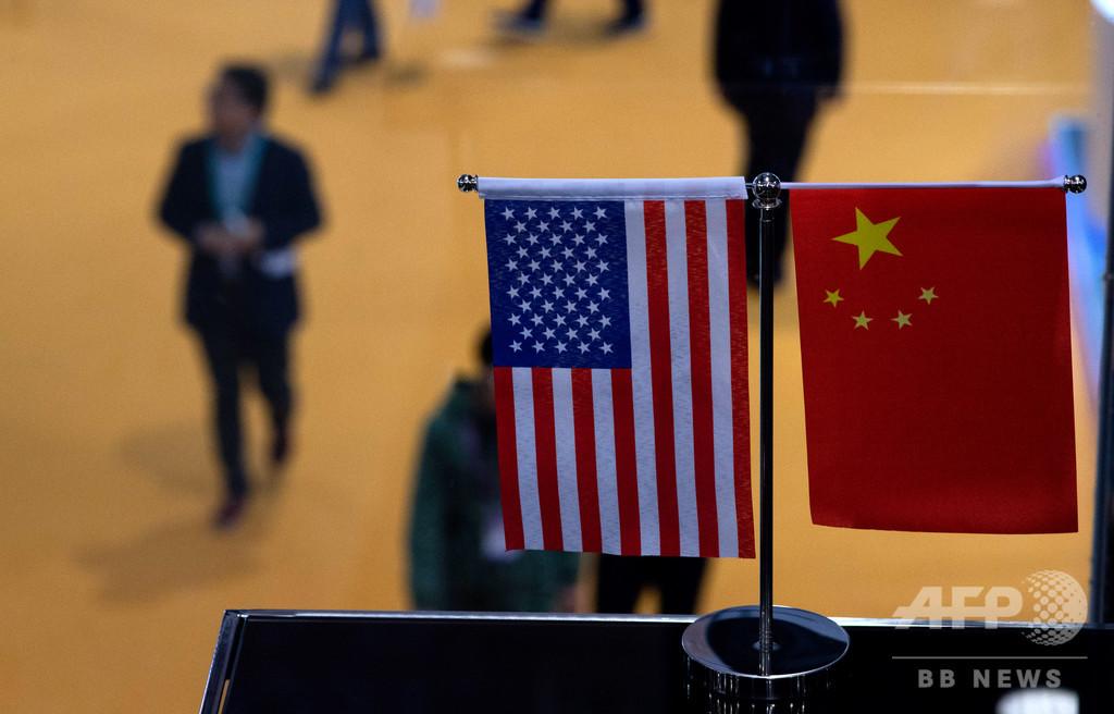 中国の知的財産権の保護強化「不十分」 米通商代表部