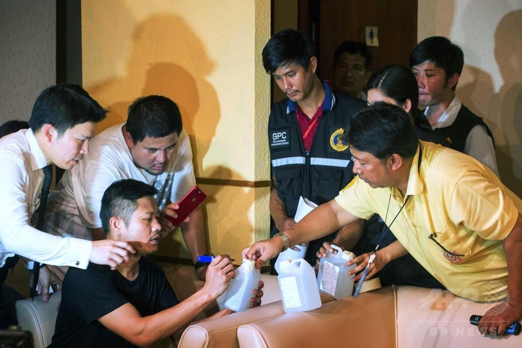 地盤沈下は風俗店の「入浴」用水が原因? 警察が取り締まり作戦 タイ