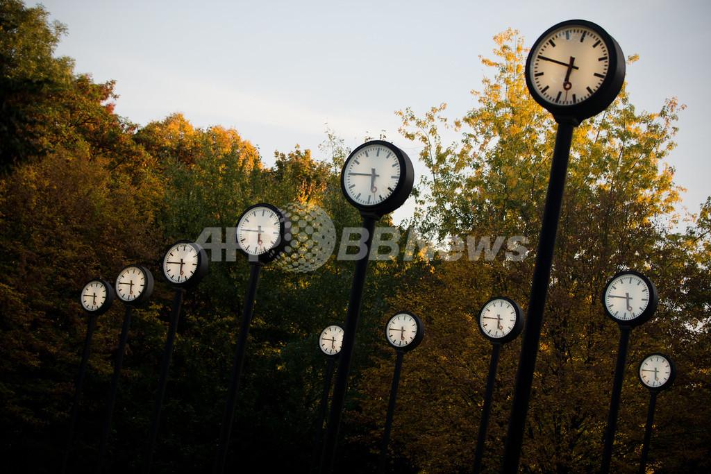 患者に「死の時」告げる時計?英国の病院で珍騒動