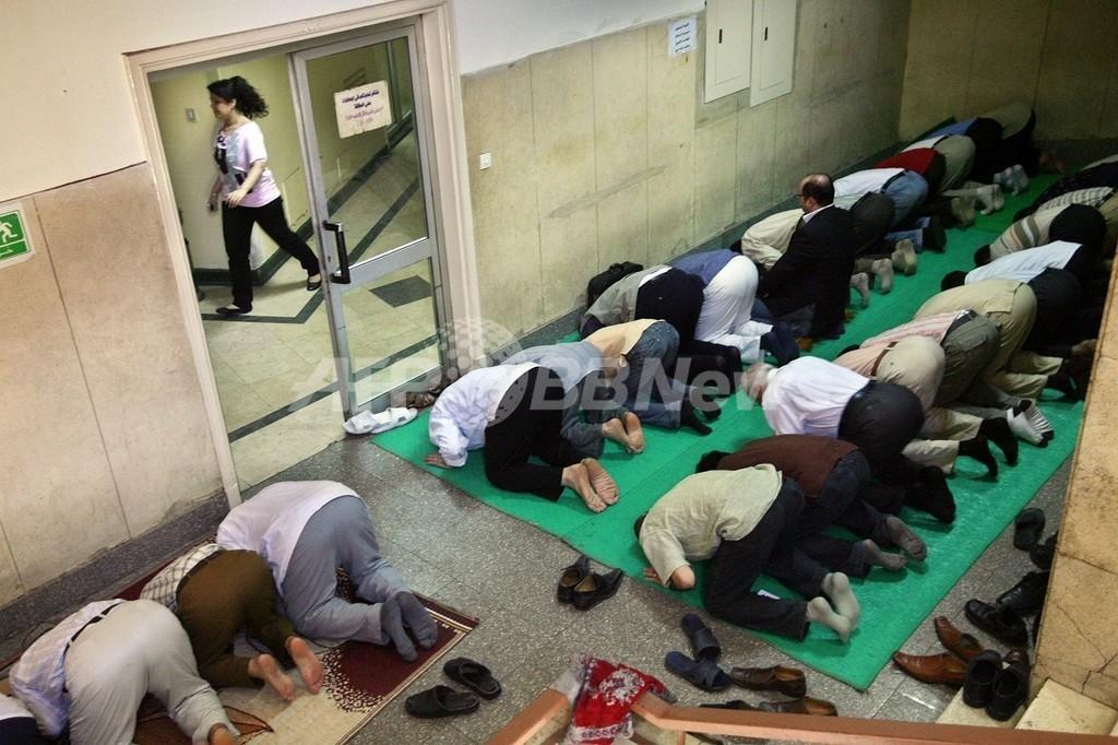 イスラム 教 お祈り 時間