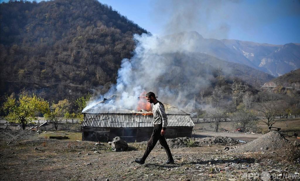 アゼルバイジャン、アルメニア人退去期限を25日に延期