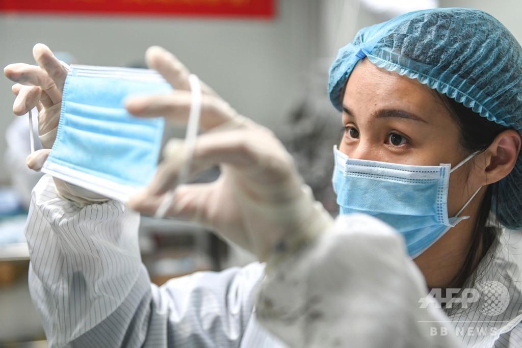 マスク不足の救世主? 材料の研究に新たな成果 中国