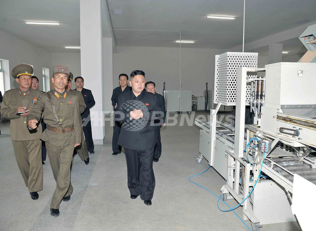 北朝鮮の朝鮮中央テレビ、フェイスブックでライブストリーミング配信