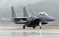 韓国軍、領空侵犯のロシア軍機に警告射撃 竹島上空で