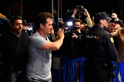 リベルタ決勝控えるボカがマドリード到着、ファンから歓迎受ける
