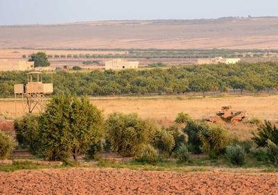 トルコ、対シリア国境に軍を増派 一部はシリアに進入との報道