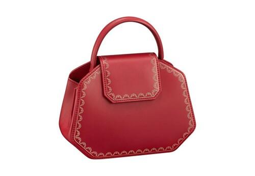 「カルティエ」ジュエリーボックスがモチーフ、新作バッグコレクション