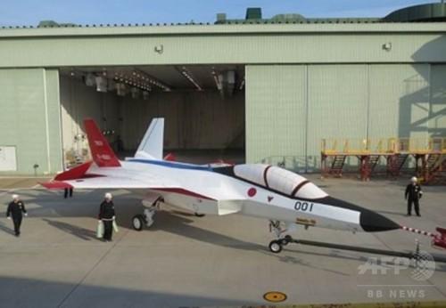 国産ステルス試作機、2015年1月に初飛行へ 報道