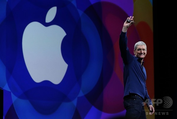 米アップル、定額制音楽配信サービス「Apple Music」を発表