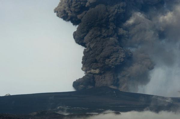 ロシアよりも火山よりも厄介なもの