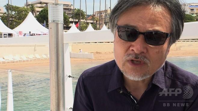 動画:黒沢清監督、『散歩する侵略者』を語る カンヌ国際映画祭