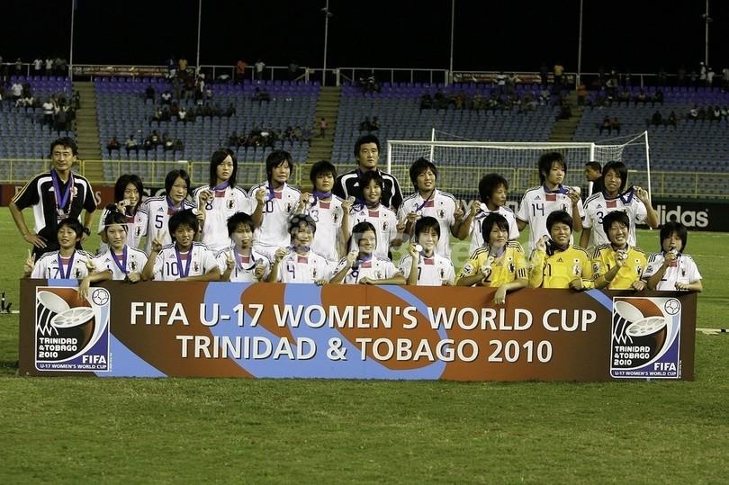 2010 FIFA U-17女子ワールドカップ参加チーム