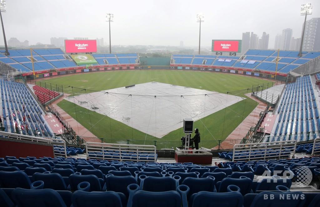 台湾プロ野球、新型コロナに負けずシーズン開幕