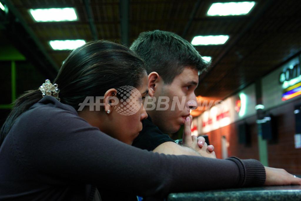 ベネズエラの消息不明旅客機、墜落が確認される 生存者なし
