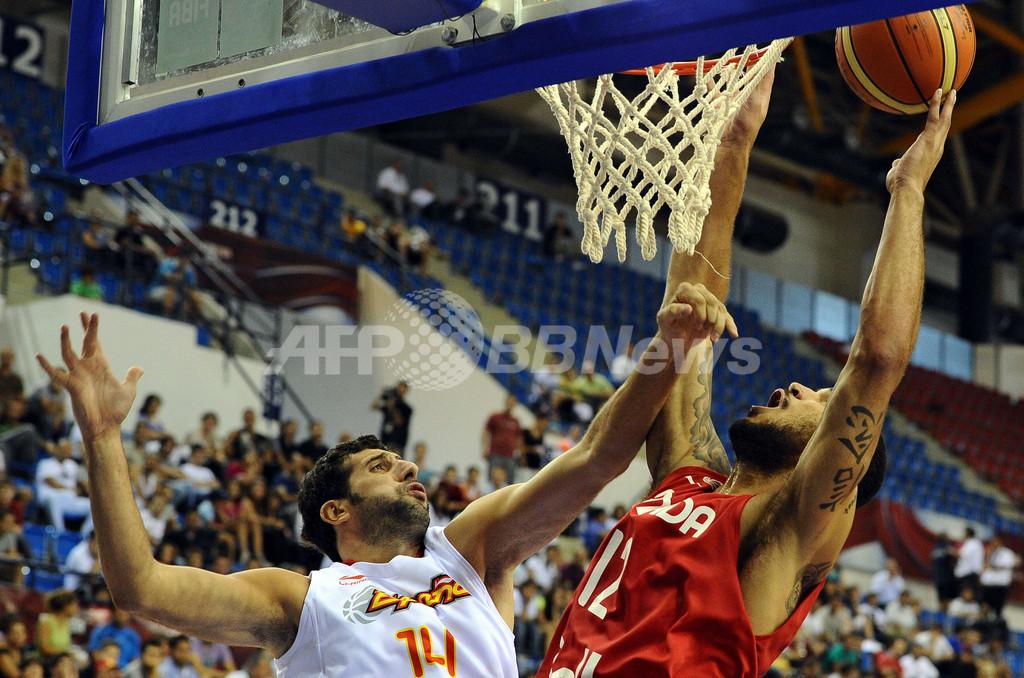 米国、スペインなど決勝トーナメントへ 世界バスケ