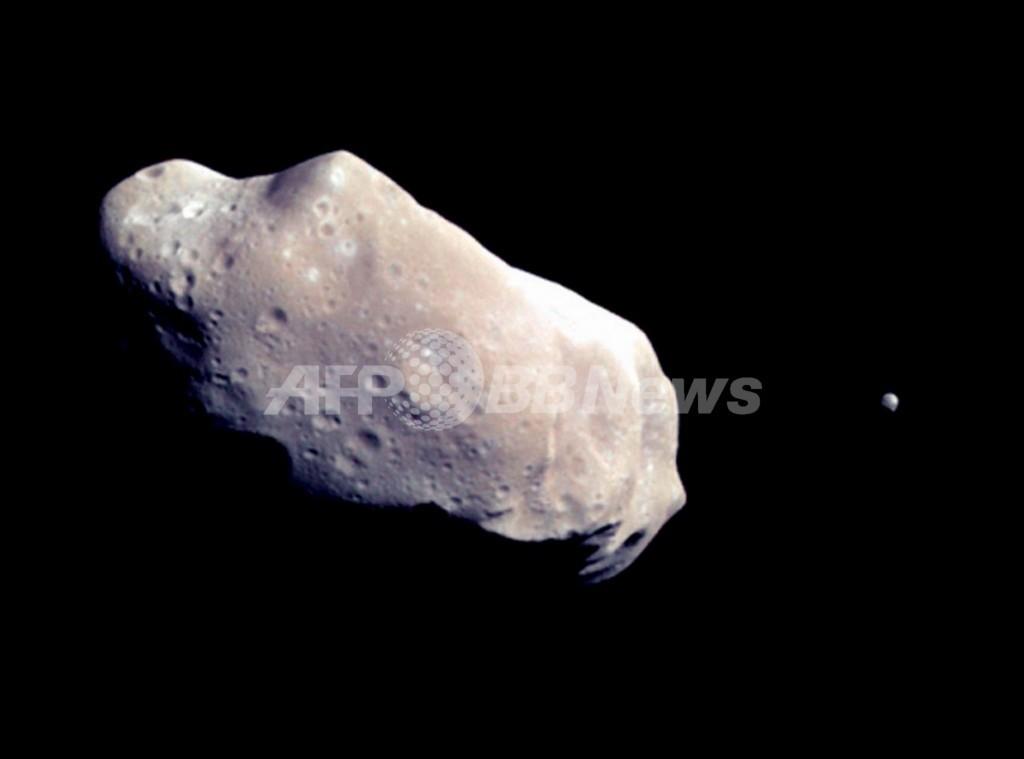 ロシア、小惑星の地球衝突を避けるため専門委立ち上げへ