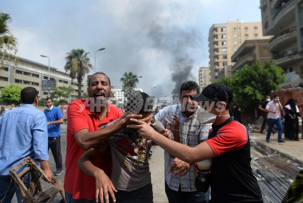 エジプト、ムスリム同胞団メンバー52人に有罪判決