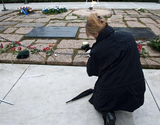 ケネディ大統領暗殺から50年、各地で追悼