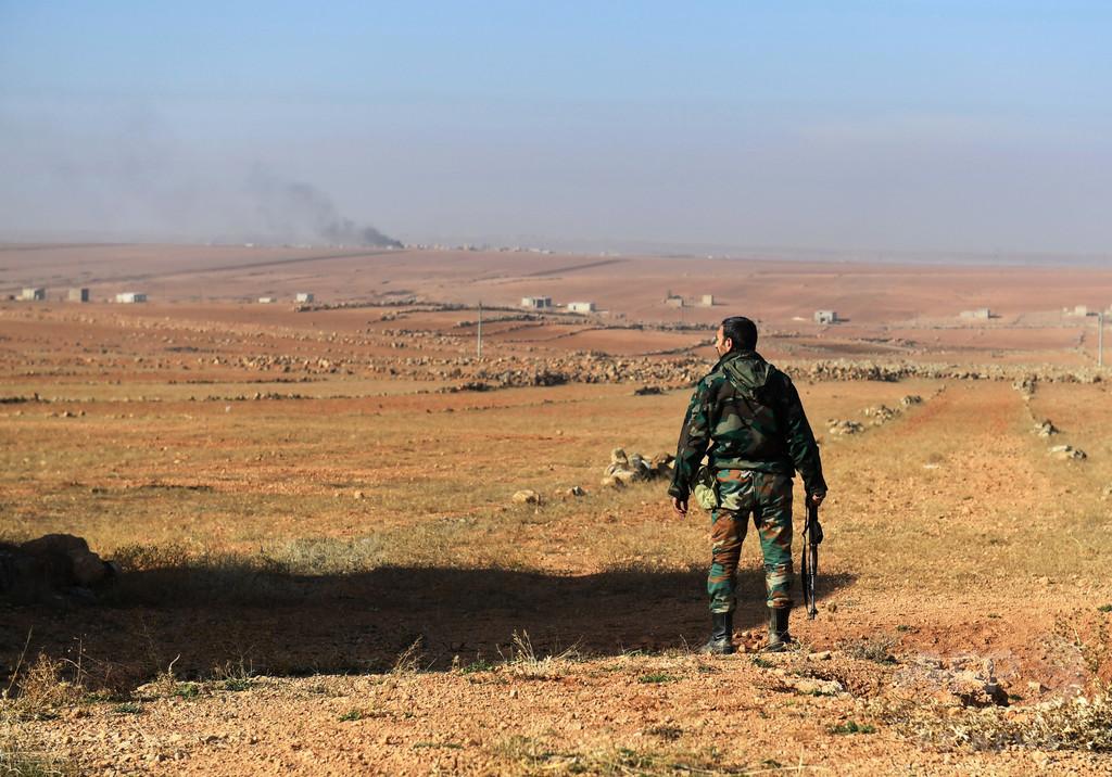 元アルカイダ系過激派の指揮官殺害 シリア反体制派内の抗争激化か