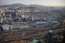 豊洲より一足先に新市場に移行したソウル