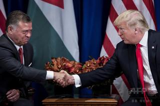 ヨルダン、北朝鮮と国交断絶 米国に同調