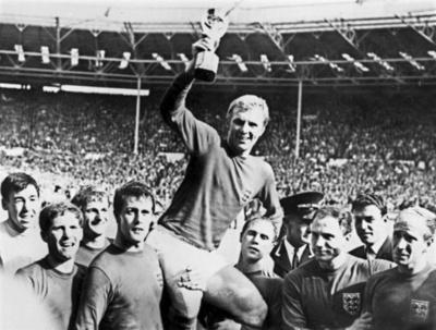 ついに優勝したイングランド―1966年W杯イングランド大会